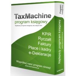 Aktualizacje TaxMachine wersja Rozszerzona