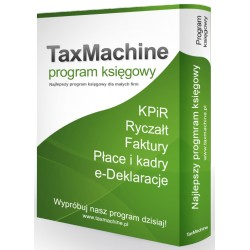 Aktualizacje TaxMachine wersja Profesjonalna