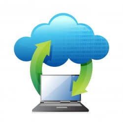 Zapisywanie kopii baz danych w chmurze